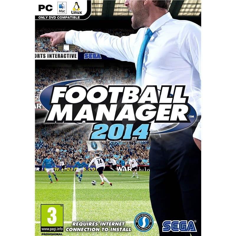 Football Manager 2014 (MAC) - Hra na PC