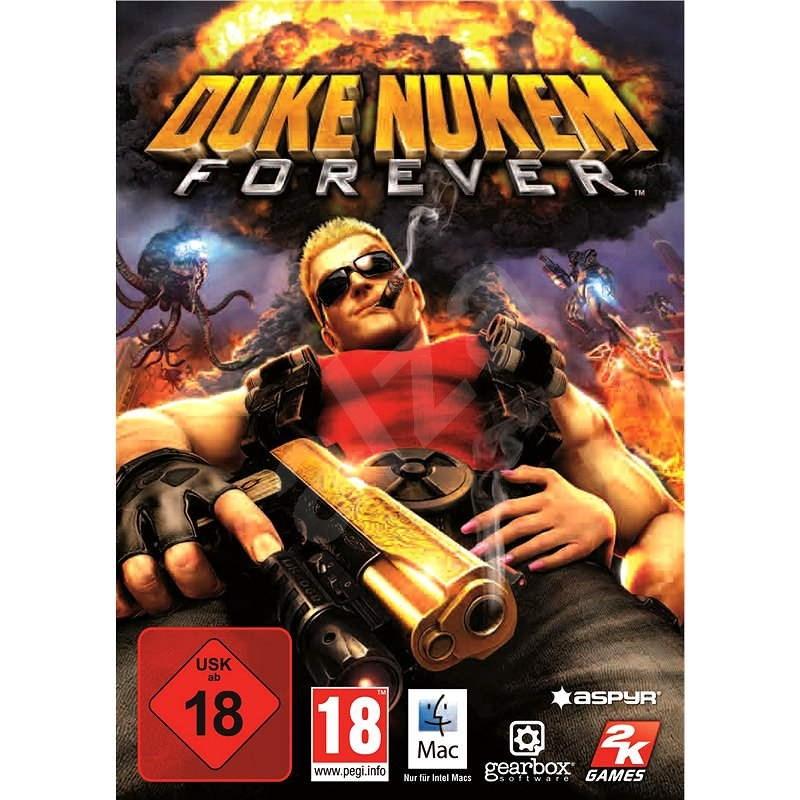 Duke Nukem Forever (MAC)  - Hra na PC