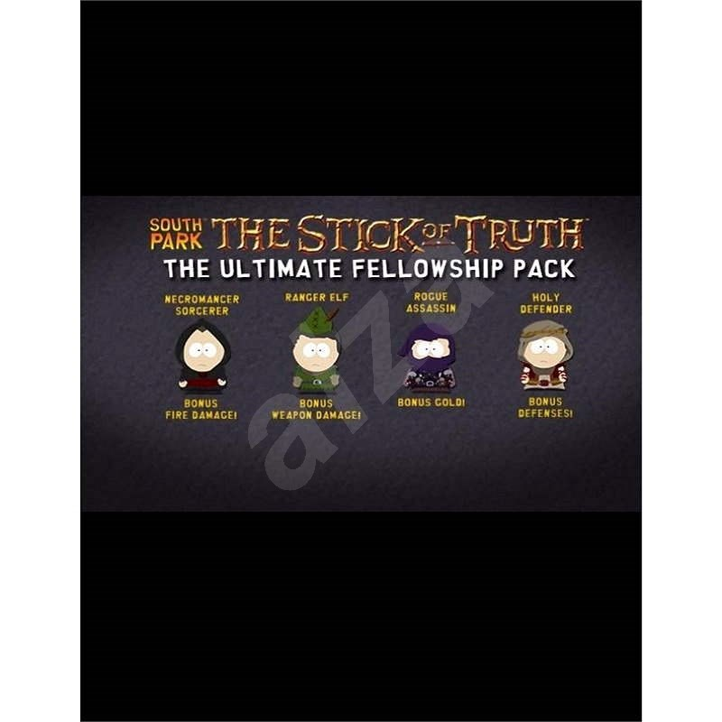 South Park: The Stick of Truth - Ultimate Fellowship Pack DLC - Hra na PC