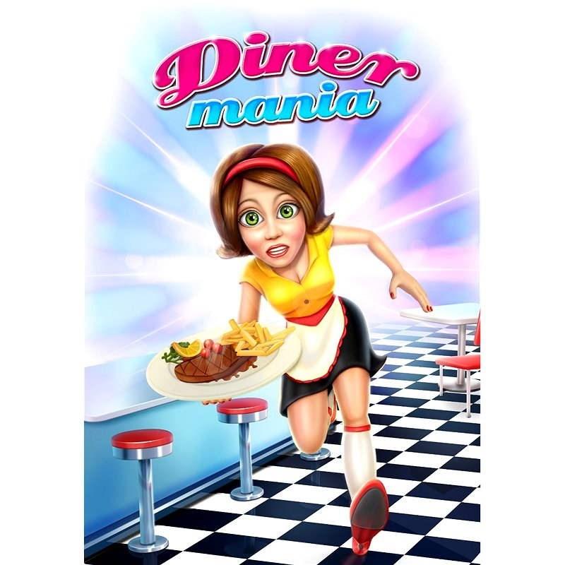 Diner Mania - Hra na PC