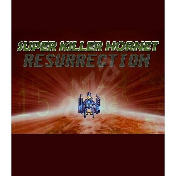 Super Killer Hornets: Ressurection - Hra na PC