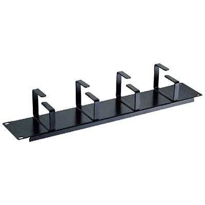"""vyvazovací 19"""" 2U černá - Panel"""