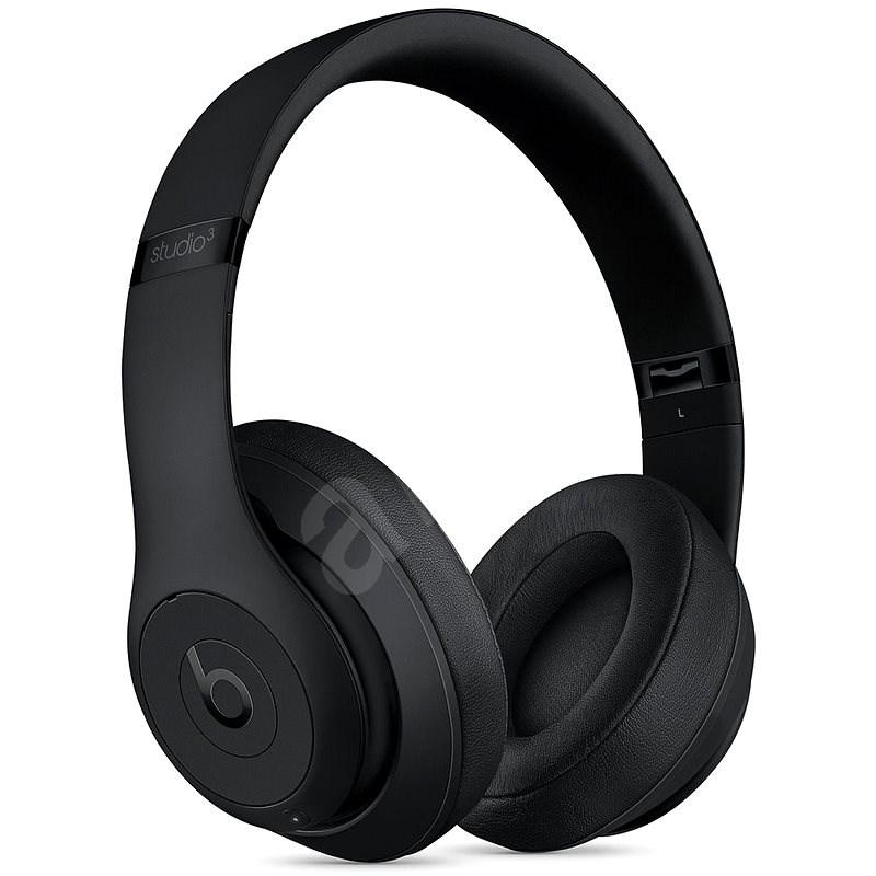 Beats Studio3 Wireless - matná černá - Bezdrátová sluchátka