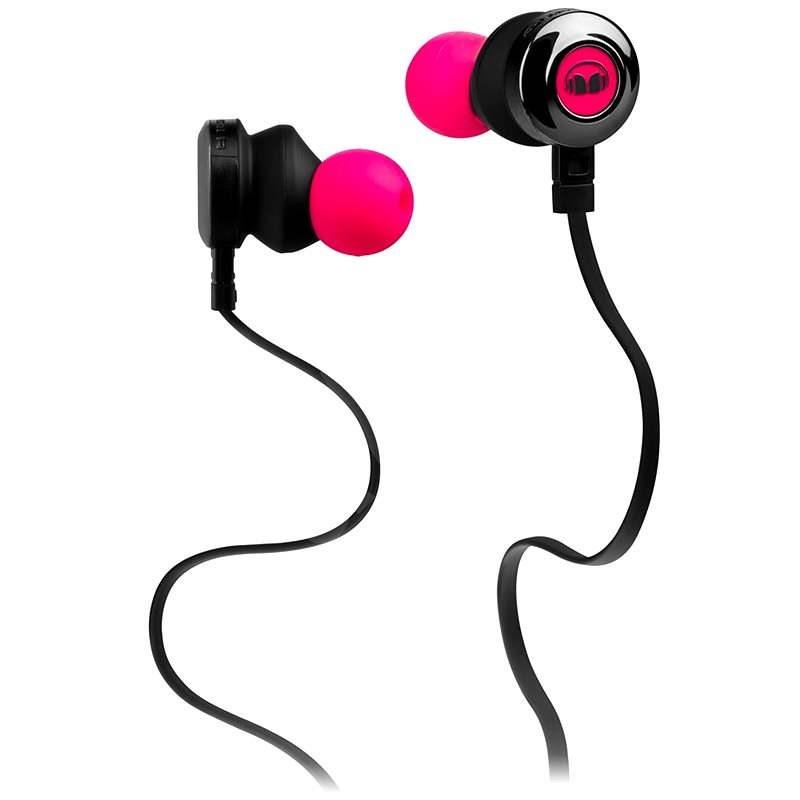MONSTER Clarity HD In Ear růžovo-černá - Sluchátka