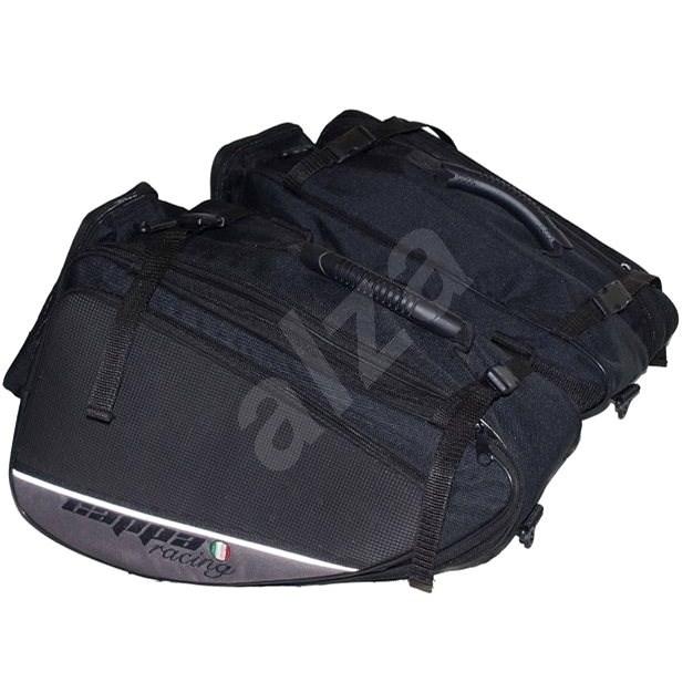 Cappa Racing DUAL Tank Bag - Motorcycle Bag