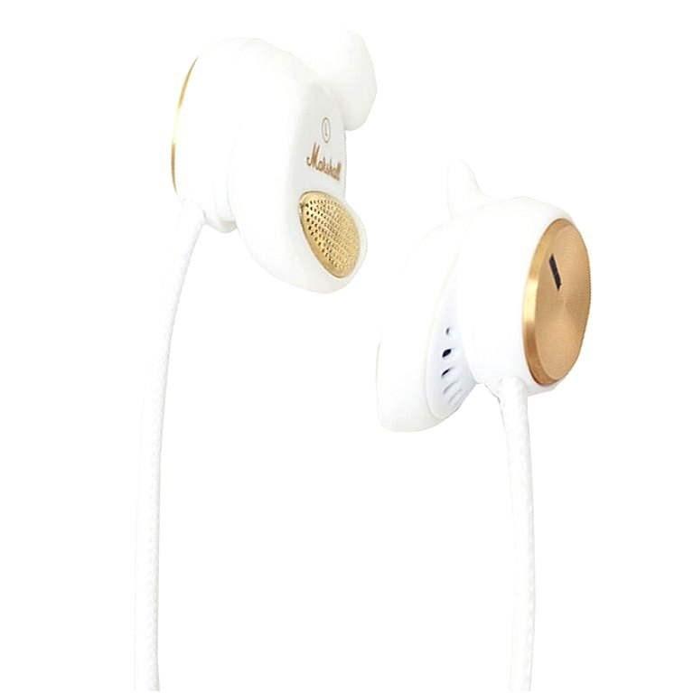 Marshall Minor - White - Sluchátka