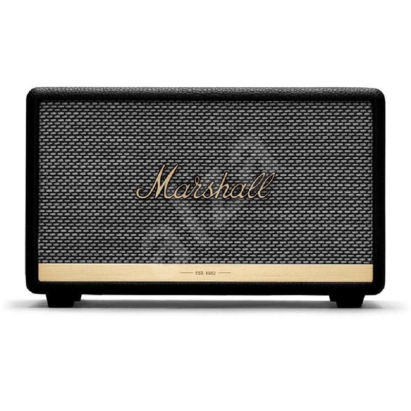 Marshall Acton II černý - Bluetooth reproduktor
