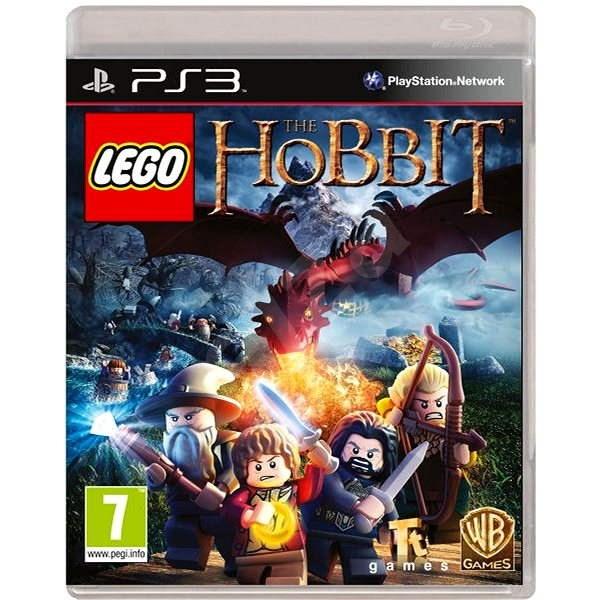 LEGO Hobbit - PS3 - Hra na konzoli