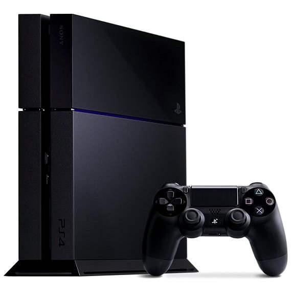Sony Playstation 4 - 500 GB - Herní konzole