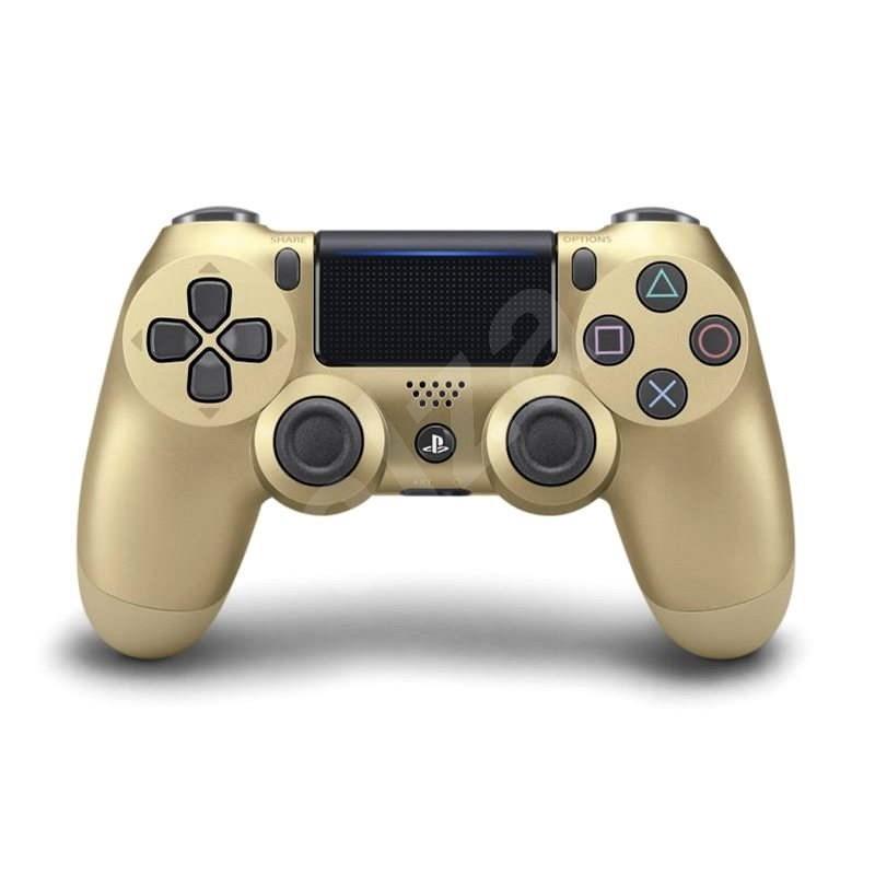 Sony PS4 Dualshock 4 V2 - Gold - Gamepad