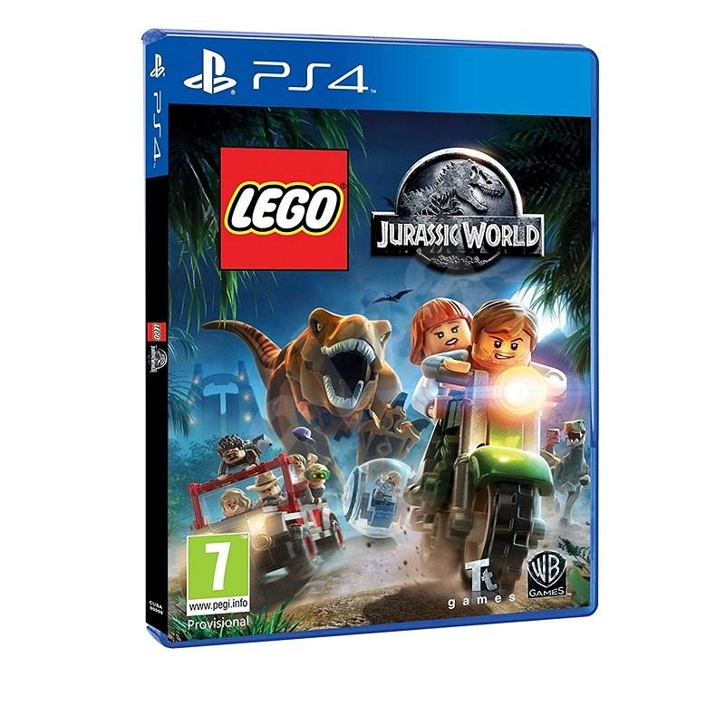 LEGO Jurassic World - PS4 - Hra na konzoli