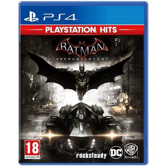Batman: Arkham Knight - PS4 - Hra na konzoli