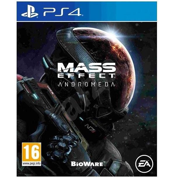Mass Effect Andromeda - PS4 - Hra na konzoli
