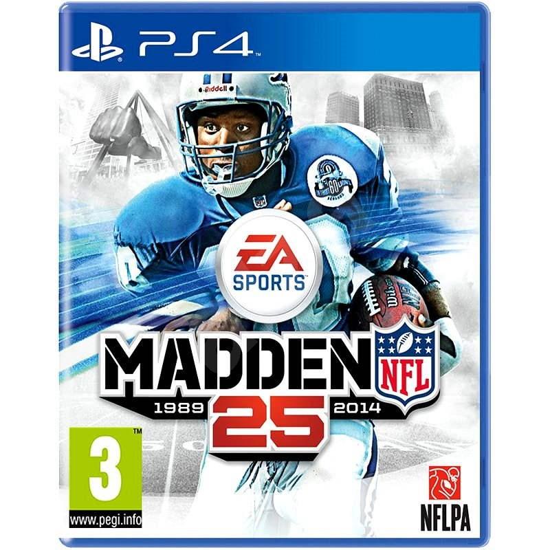 Madden NFL 25 - PS4 - Hra na konzoli