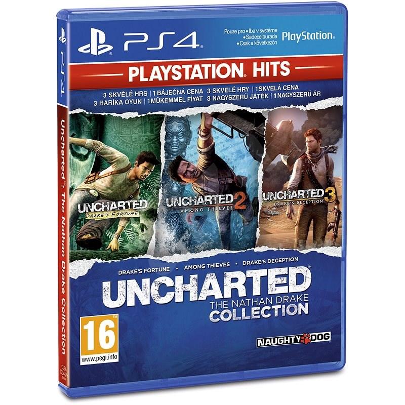 Uncharted : The Nathan Drake Collection - PS4 - Hra na konzoli