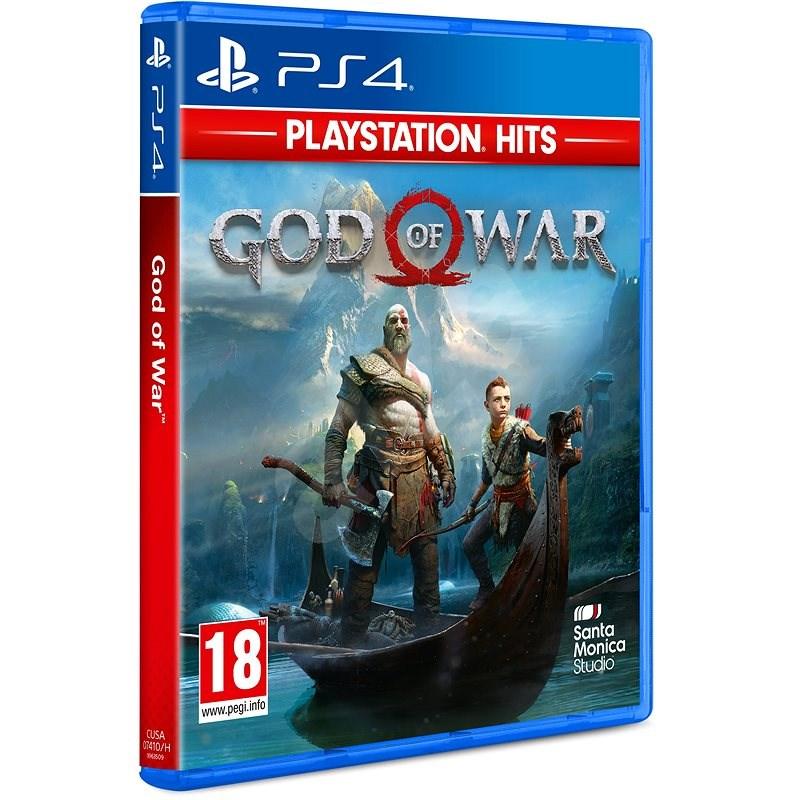 God Of War - PS4 - Hra na konzoli
