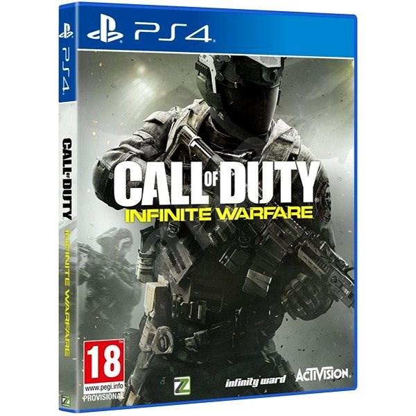 Call of Duty: Infinite Warfare - PS4 - Hra na konzoli