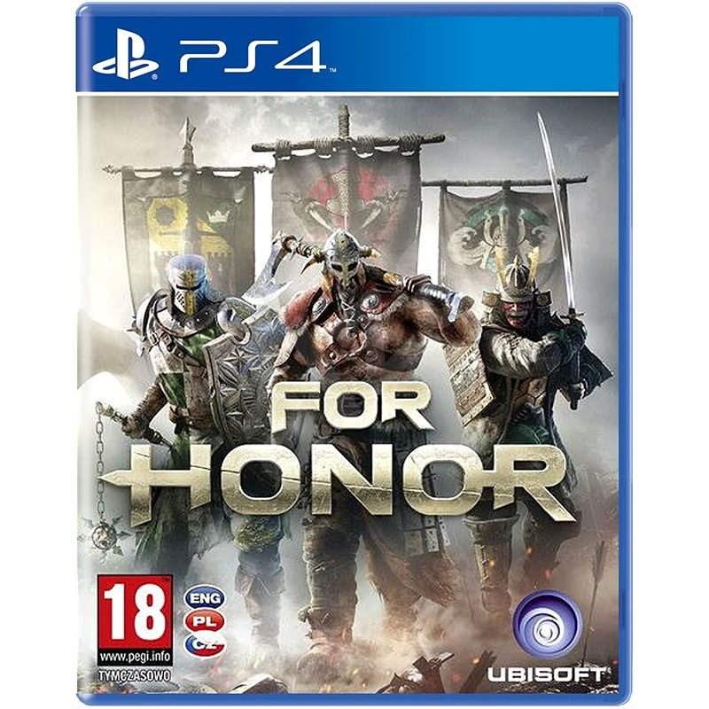 For Honor  - PS4 - Hra na konzoli