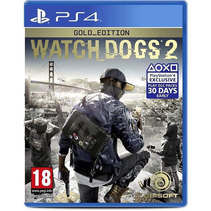 Watch Dogs 2 Gold Edition CZ - PS4 - Hra na konzoli