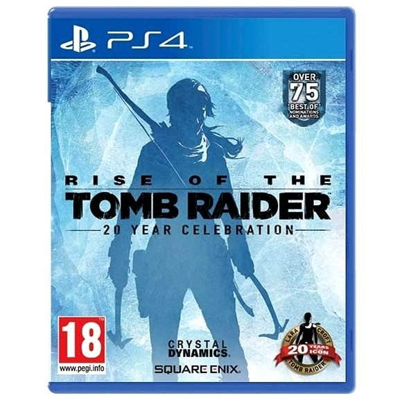Rise of The Tomb Raider 20th Celebration Edition - PS4 - Hra na konzoli