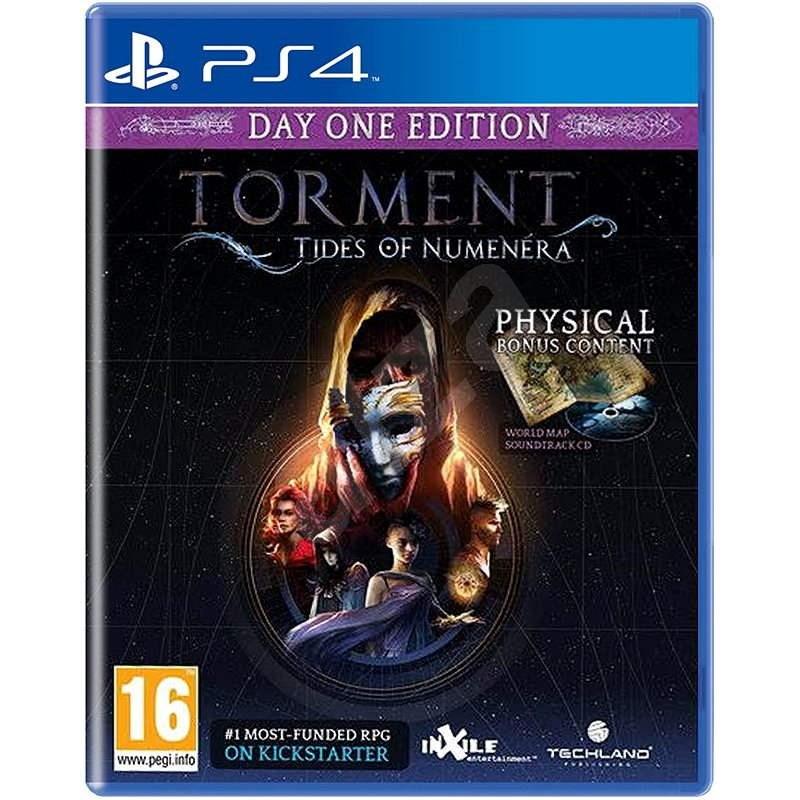 Torment: Tides of Numenera Day One Edition - PS4 - Hra na konzoli