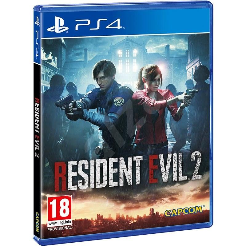 Resident Evil 2 - PS4 - Hra na konzoli
