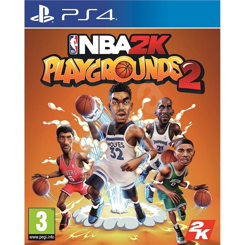 NBA Playgrounds 2 - PS4 - Hra na konzoli
