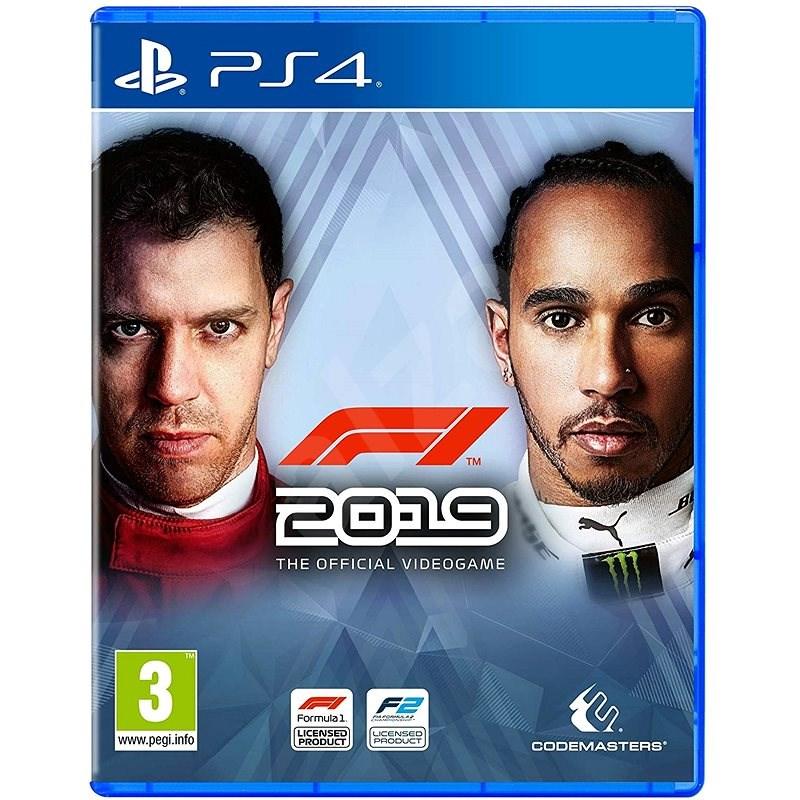 F1 2019 - PS4 - Hra na konzoli