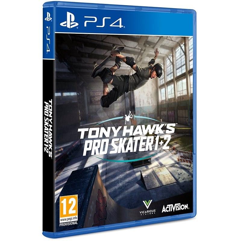 Tony Hawks Pro Skater 1 + 2 - PS4 - Hra na konzoli