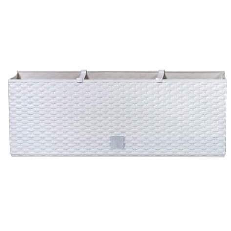 Prosperplast RATO CASE 51.4x19x18.6cm, bílý - Truhlík
