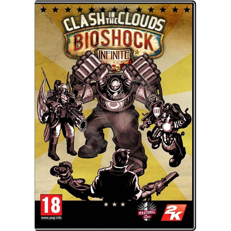 BioShock Infinite: Clash in the Clouds - Herní doplněk