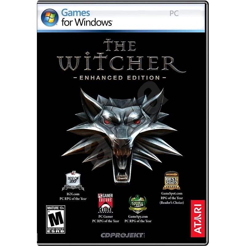 Zaklínač: Rozšířená verze - Hra na PC