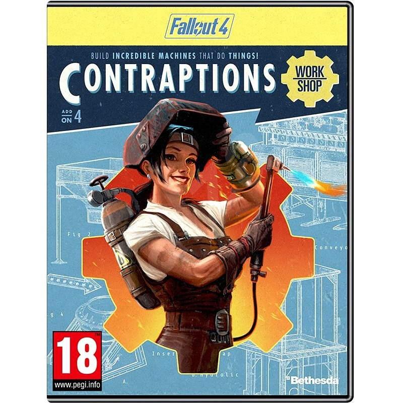 Fallout 4 Contraptions Workshop DIGITAL - Herní doplněk