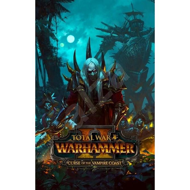 Total War: WARHAMMER II - Curse of the Vampire Coast DLC (PC) DIGITAL - Herní doplněk