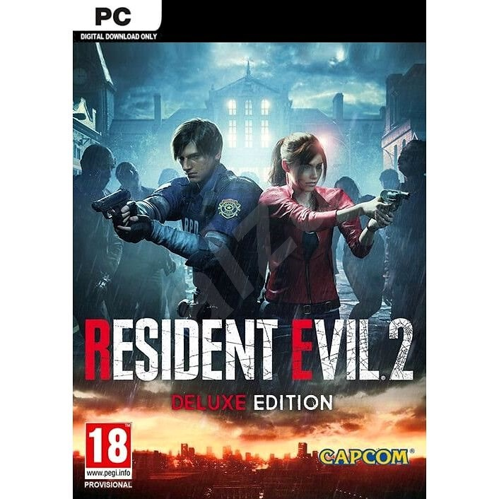 Resident Evil 2 Deluxe Edition (PC) DIGITAL - Hra na PC