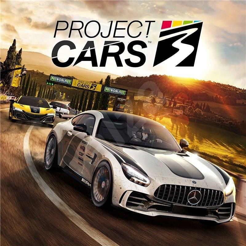 Project CARS 3 - PC DIGITAL - Hra na PC