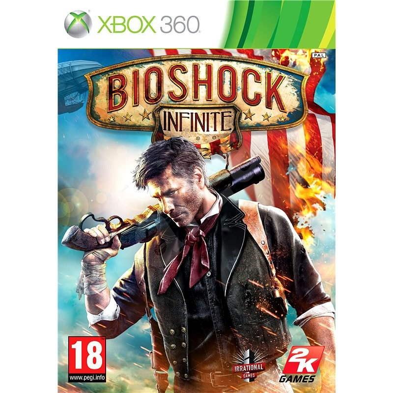 Xbox 360 - Bioshock Infinite - Hra na konzoli