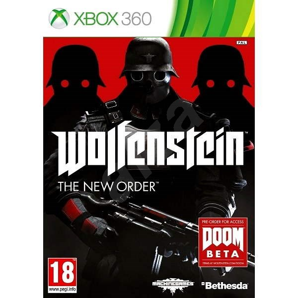 Wolfenstein: The New Order -  Xbox 360 - Hra na konzoli