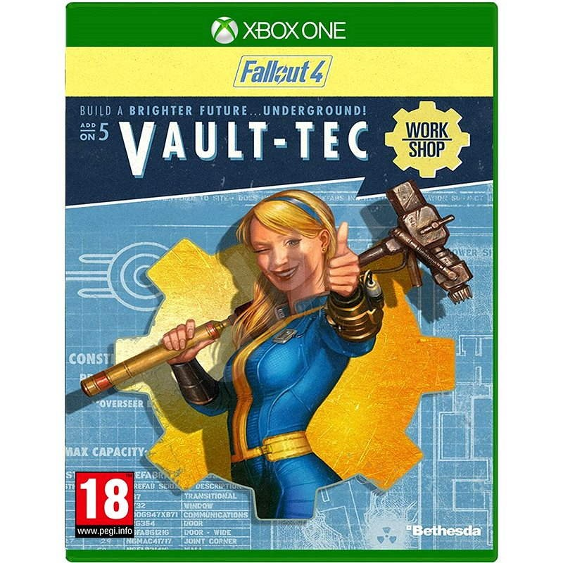 Fallout 4: Vault-Tec Workshop - Xbox Digital - Herní doplněk