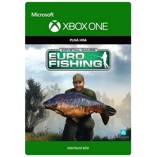 Dovetail Games Euro Fishing - Xbox Digital - Hra na konzoli