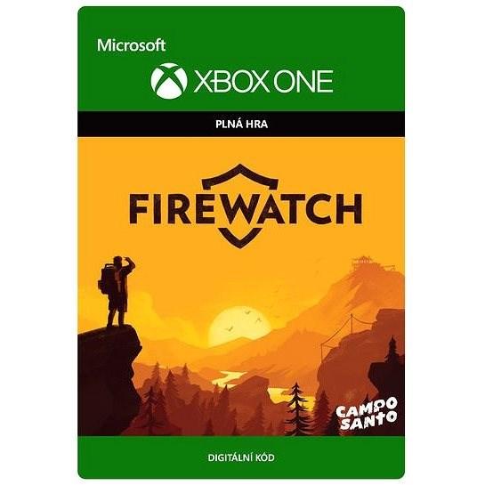 Firewatch - Xbox Digital - Hra na konzoli