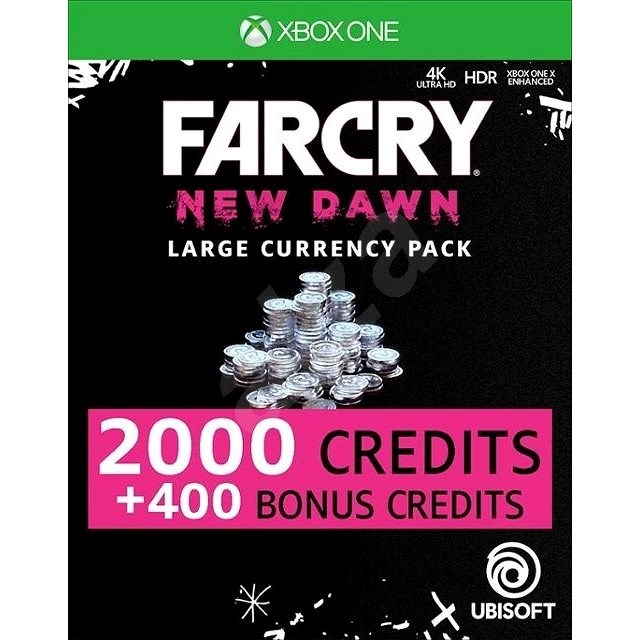 Far Cry New Dawn Credit Pack Large - Xbox Digital - Herní doplněk