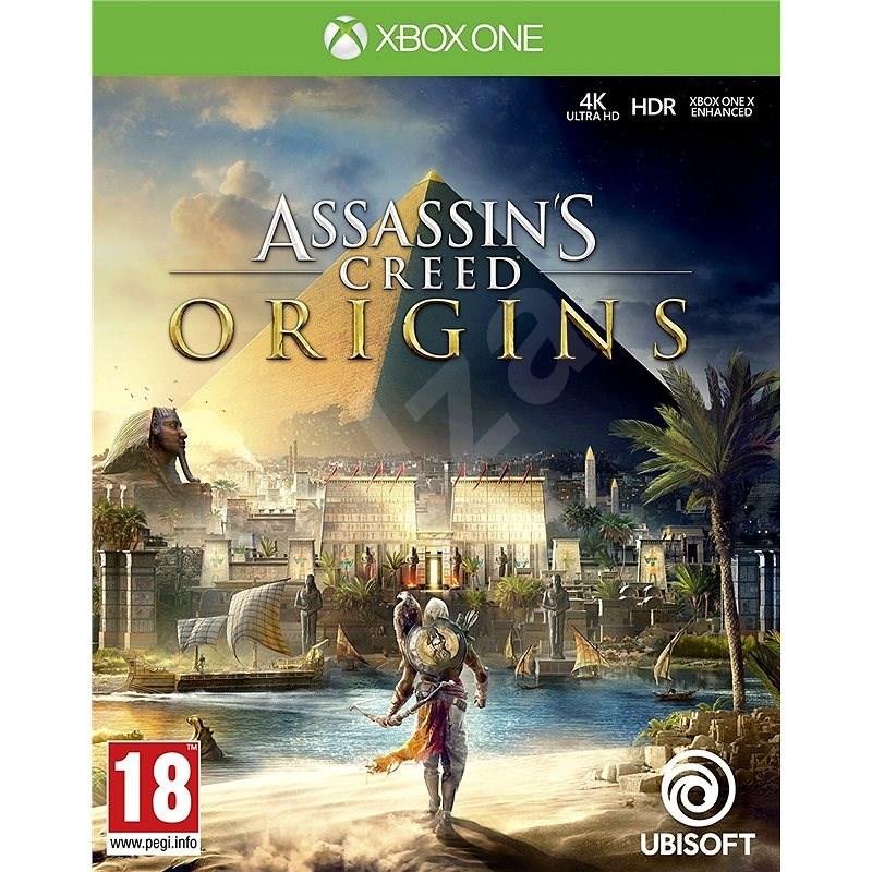 Assassins Creed Origins - Xbox One - Hra na konzoli
