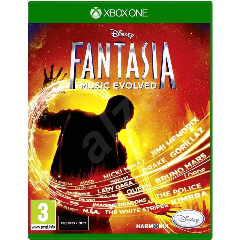 Disney Fantasia: Music Evolved - Xbox One - Hra na konzoli