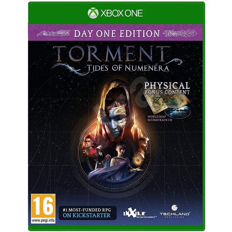 Torment: Tides of Numenera Day One Edition - Xbox One - Hra na konzoli