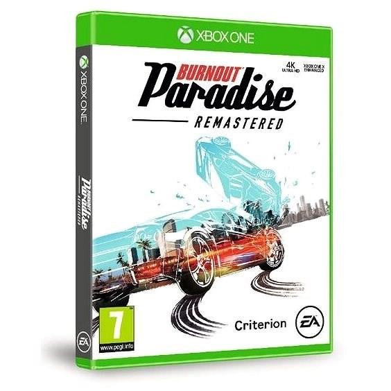 Burnout Paradise Remastered - Xbox One - Hra na konzoli