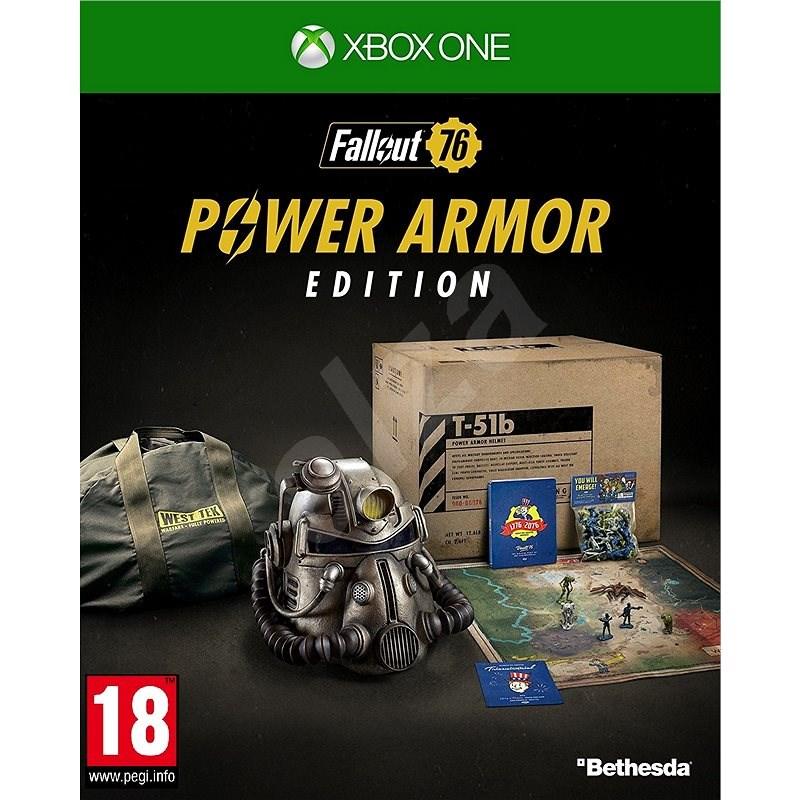 Fallout 76 Power Armor Edition - Xbox One - Hra na konzoli