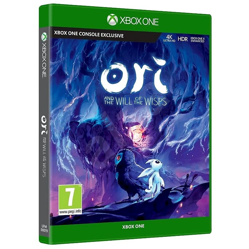 Ori and the Will of the Wisps - Xbox One - Hra na konzoli