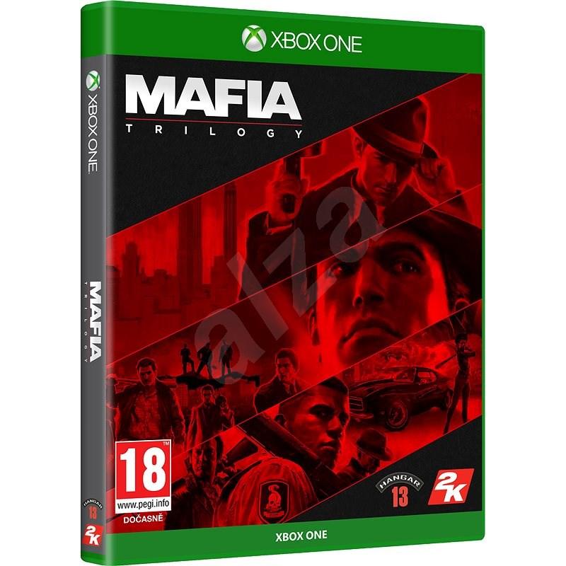Mafia Trilogy - Xbox One - Hra na konzoli