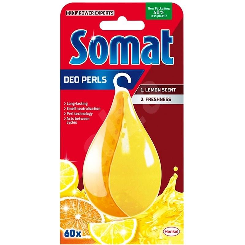 SOMAT Osvěžovač Deo Perls Lemon & Orange (1ks) - Vůně do myčky